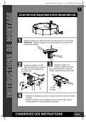 Plateau pour piscine tubulaire - Intex - Page 6