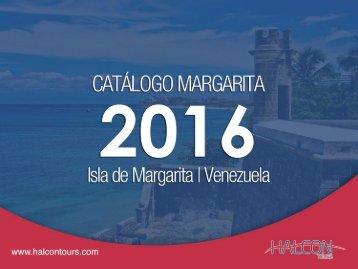 Halcon Tours - Isla de Margarita Catálogo 2016