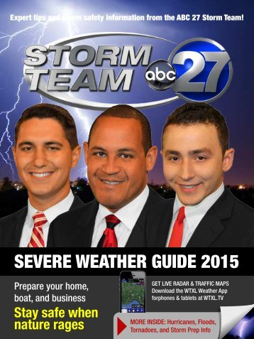 SEVERE WEATHER GUIDE 2015