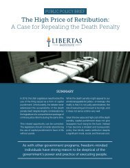 The High Price of Retribution A Case for Repealing the Death Penalty