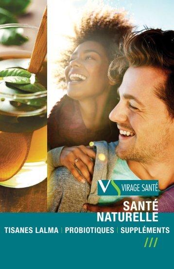 SANTÉ NATURELLE ///