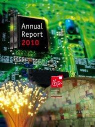 Annual Report 2010 (PDF 4.2 MB) - IHP Microelectronics
