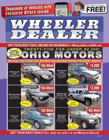 Wheeler Dealer Issue 09, 2016