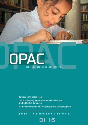 OPAC 2016 01