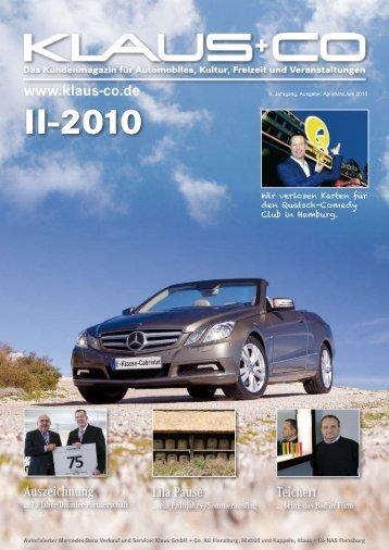 II-2010 - Klaus GmbH & Co. KG