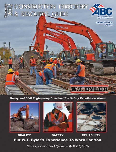 Directory Build Houston Magazine