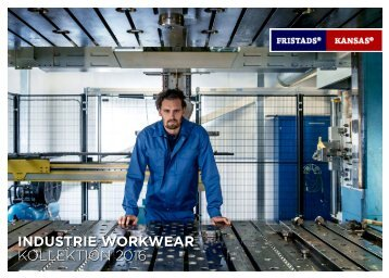 Industrie Workwear von Fristads Kansas