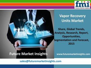 Vapor Recovery Units Market