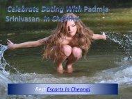 Celebrate dating With Padmaja in Chennai