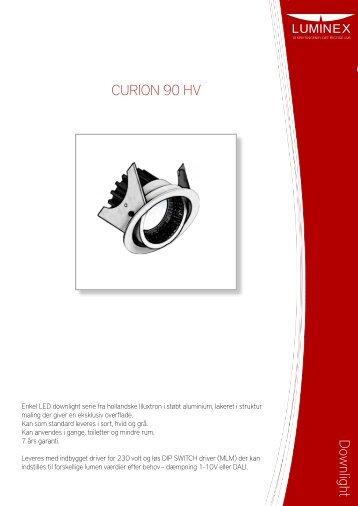 CURION 90 HV