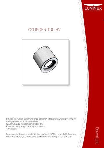 CYLINDER 100 HV