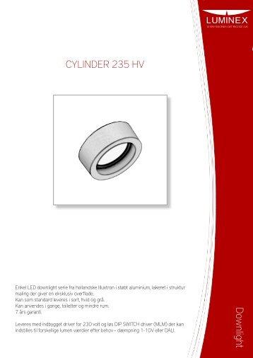 CYLINDER 235 HV