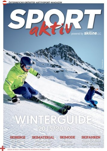 SPORTaktiv Winterguide 2015