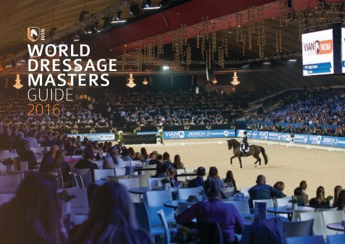 World Dressage Masters Guide 2016