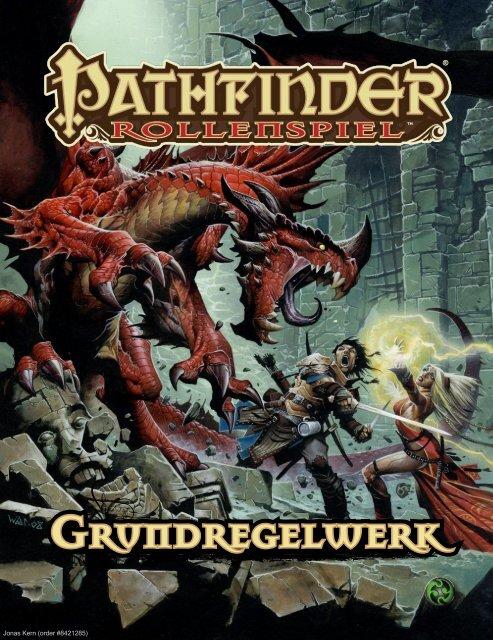 Pathfinder Grundregelbuch