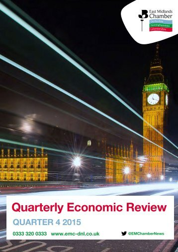 Quarterly Economic Review