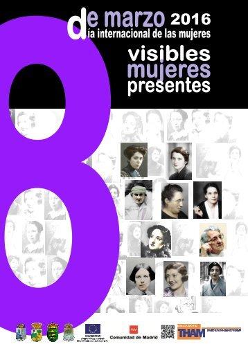 Mujeres visibles mujeres presentes