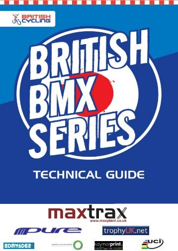 British BMX Series Round 1 & 2 & UCI Open SX (C1) March 12 and 13 2016