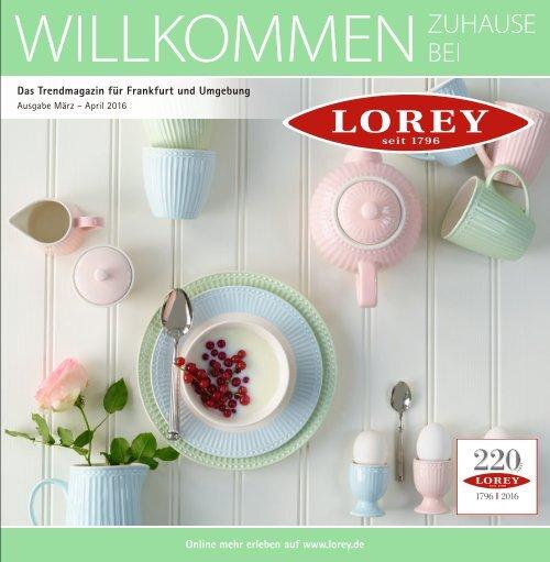 Trendmagazin für Frankfurt und Umgebung, März-April 2016