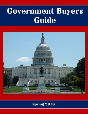 Government Buyers Guide