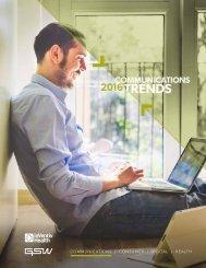 communications   Consumer   Digital   Health