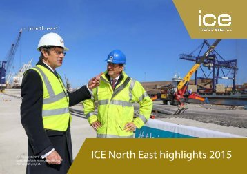 ICE North East highlights 2015