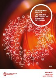 ASSETS UNLOCKING THE CIRCULAR ECONOMY POTENTIAL