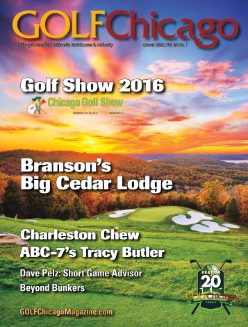 Golf Show 2016 Branson's Big Cedar Lodge