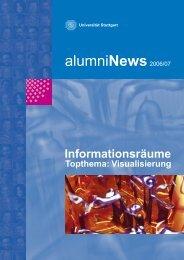 alumnius - Alumni - Universität Stuttgart