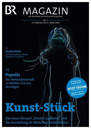 BR-Magazin 05/2016