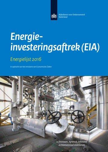 Energieinvesterings