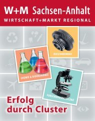W+M Regional Sachsen-Anhalt