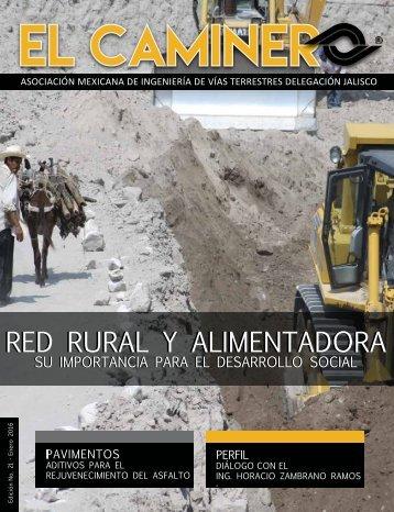 RED RURAL Y ALIMENTADORA
