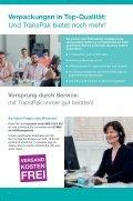 TransPak Verpackungsmittel Katalog Frühjahr/ Sommer 2016 - Seite 6