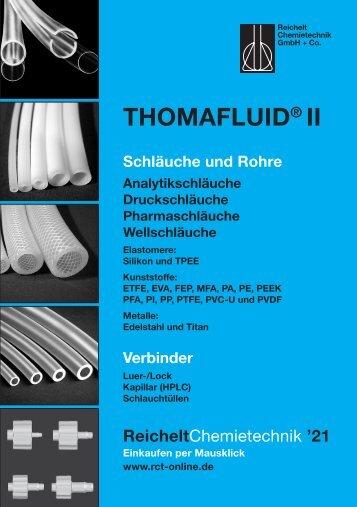 RCT Reichelt Chemietechnik GmbH + Co. - Thomafluid II