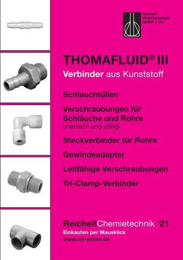 RCT Reichelt Chemietechnik GmbH + Co. - Thomafluid III