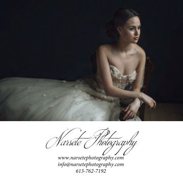NARSETE PHOTOGRAPHY BROCHURE 2016
