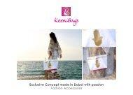 KeenBags Catalog Web