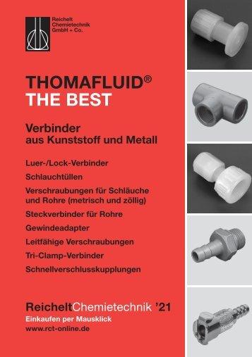 RCT Reichelt Chemietechnik GmbH + Co. - Thomafluid THE BEST Verbinder
