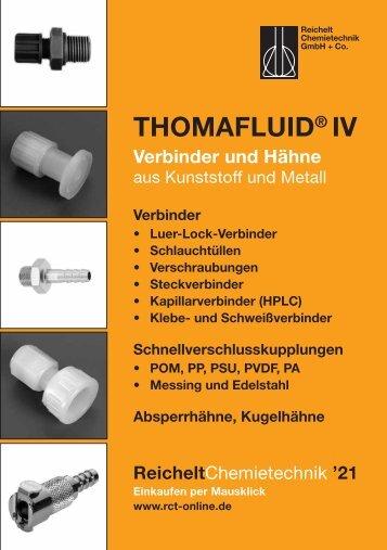 RCT Reichelt Chemietechnik GmbH + Co. - Thomafluid IV