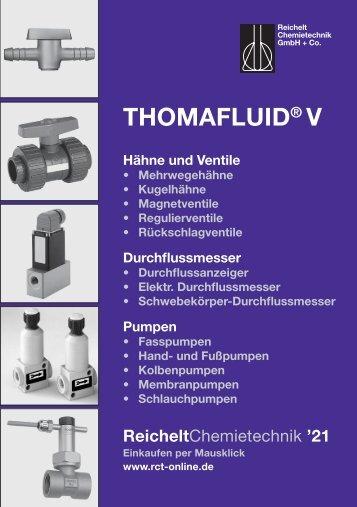 RCT Reichelt Chemietechnik GmbH + Co. - Thomafluid V
