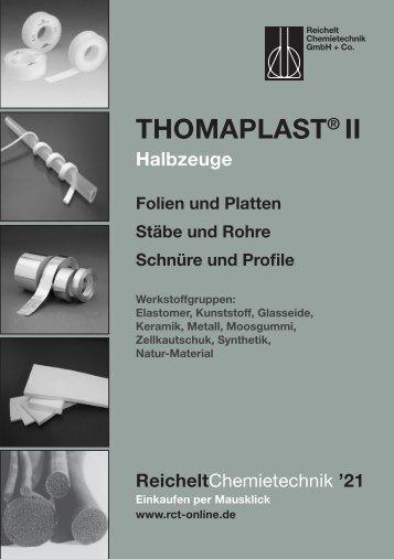 RCT Reichelt Chemietechnik GmbH + Co. - Thomaplast II