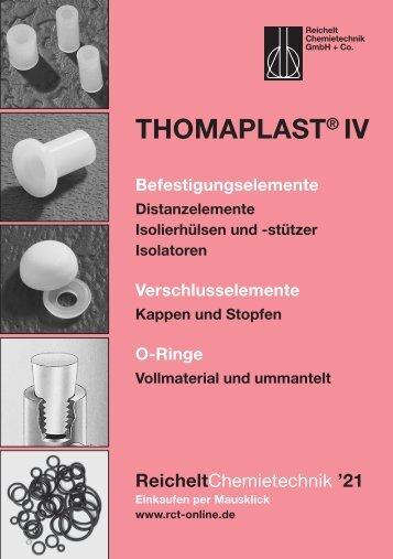 RCT Reichelt Chemietechnik GmbH + Co. - Thomaplast IV