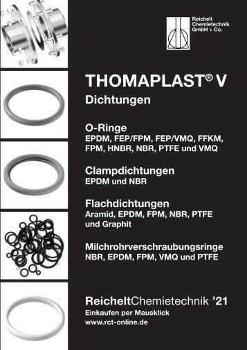 RCT Reichelt Chemietechnik GmbH + Co. - Thomaplast V