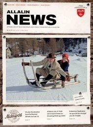Allalin News Nr. 4/2016 - SAAS-FEE | SAAS-GRUND | SAAS-ALMAGELL |SAAS-BALEN