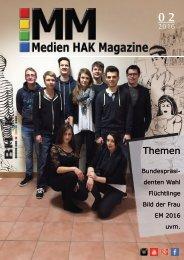 Medienhak Magazine 2. Ausgabe