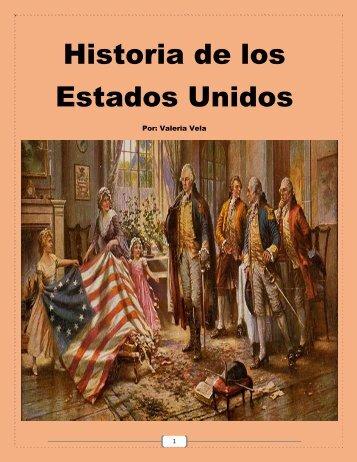Historia de los Estados Unidos
