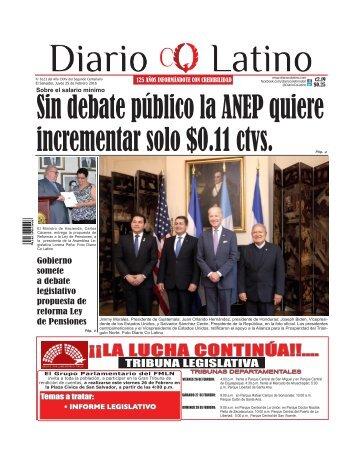 Edición 25 de Febrero de 2016