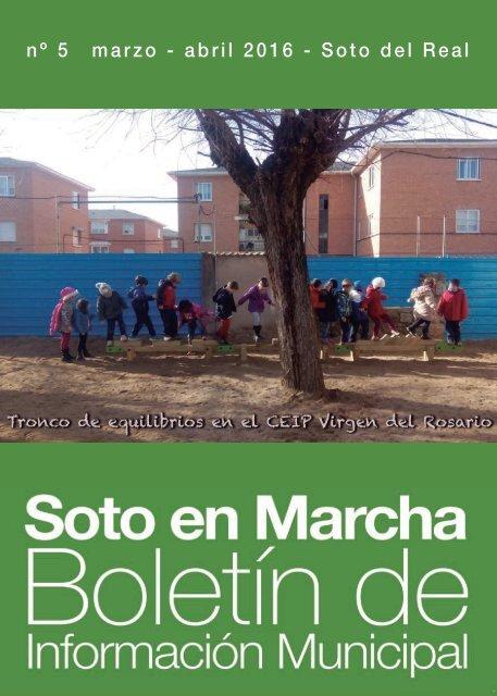nº 5 marzo - abril 2016 - Soto del Real