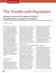 The Trouble with Regulation - Page 2